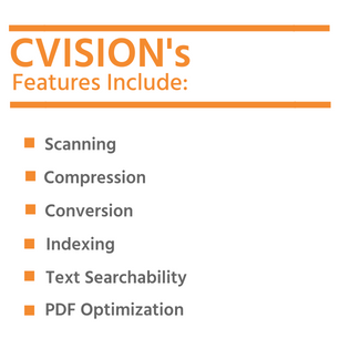 CVISION's features